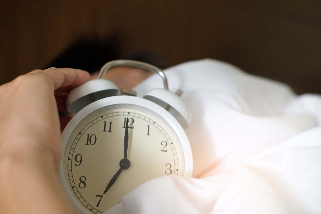 Sleep Disorders After a Traumatic Brain Injury