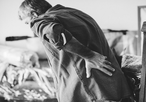 Back Pain After a Car Accident
