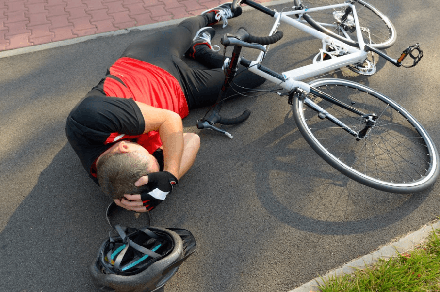Bicyclist Injured in Redding Accident