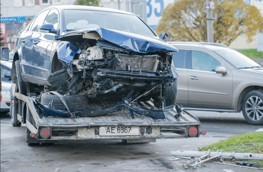 Redding Highway Crash Hospitalizes Four