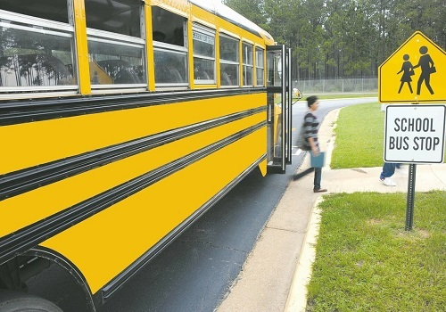 Fair Oaks School Bus Collision