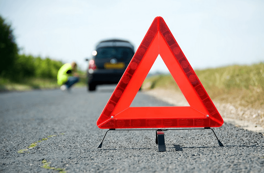 Guardrail Impales Car in Vallejo Crash