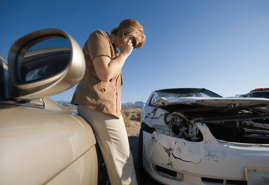 Redding Vehicle Accident Statistics