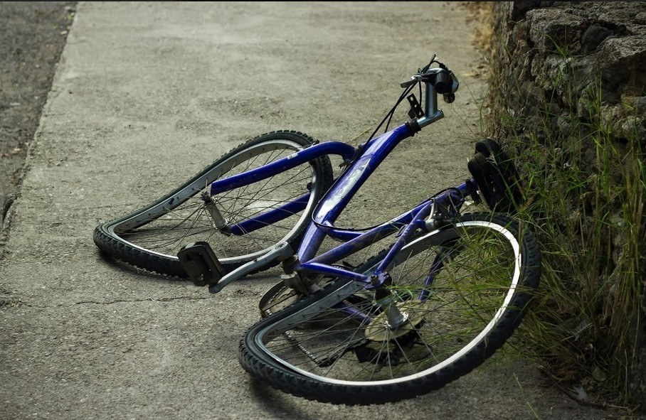 Bicyclist Injured in Tahoe Crash