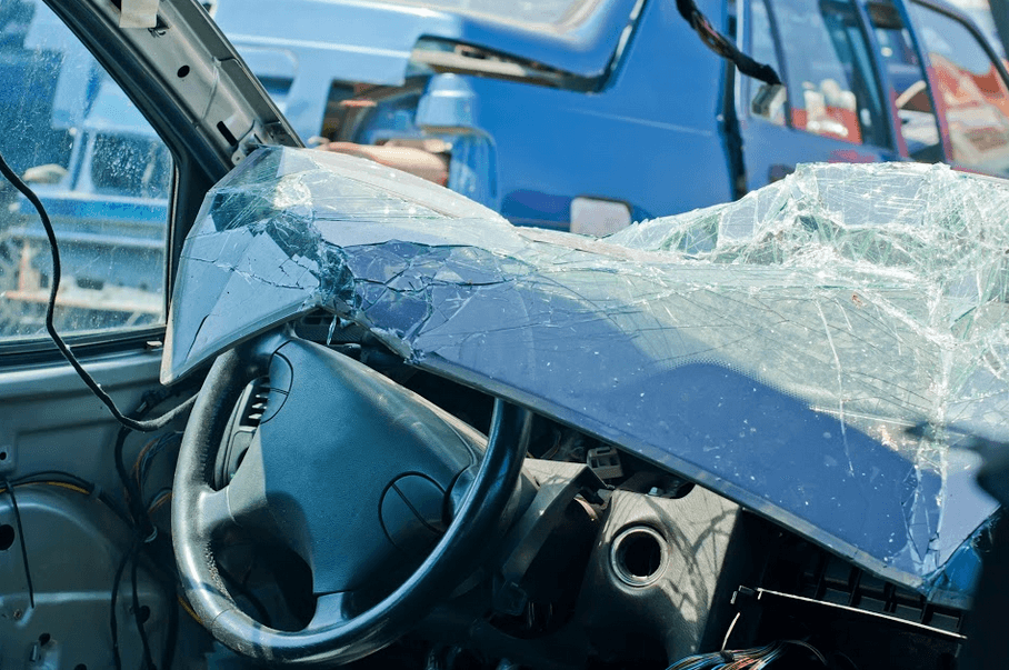 Oroville Area USPS Collision Hospitalizes Two