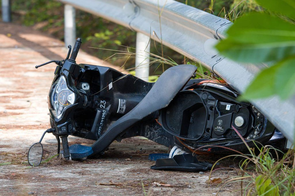 Study of Motorcycle Accidents