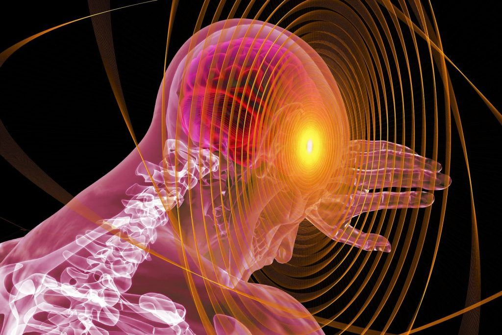 Cerebral Obstruction After a Traumatic Brain Injury
