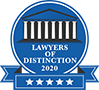 lawyers of distinction 2020