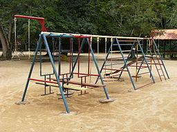 Stockton Playground Injuries