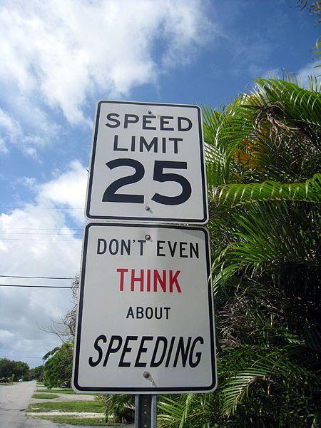 Vallejo Neighborhood Speed Bump Request
