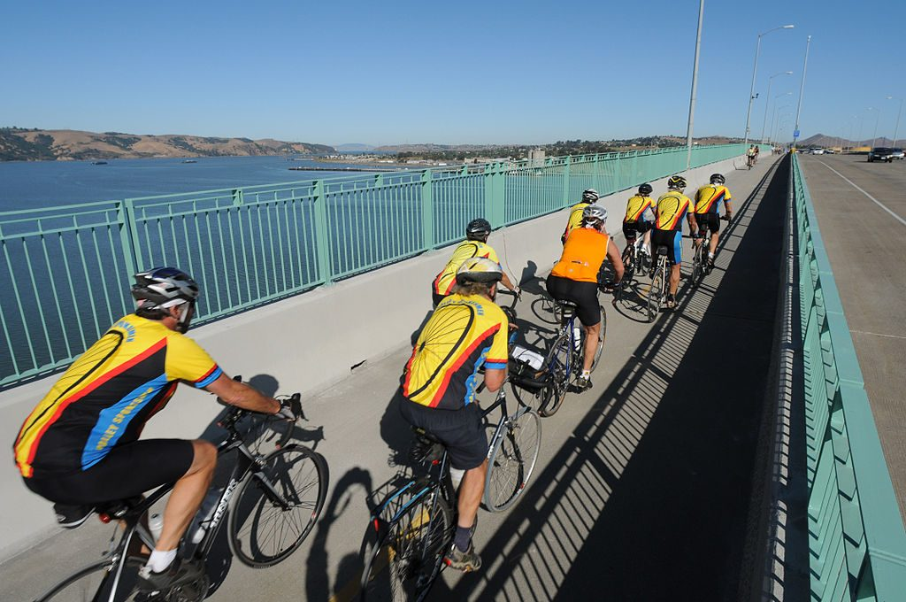 Sacramento Cyclists: Celebrating National Bike Month in May