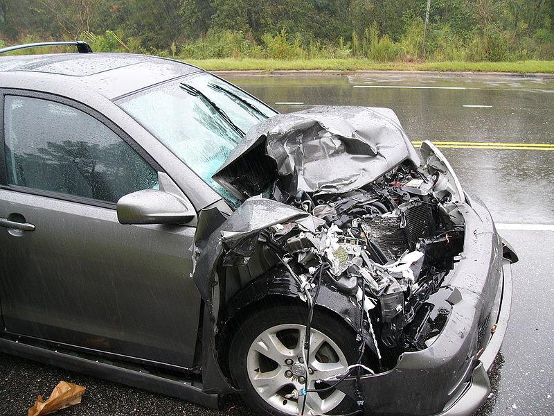 Car Crashes into Merced Home