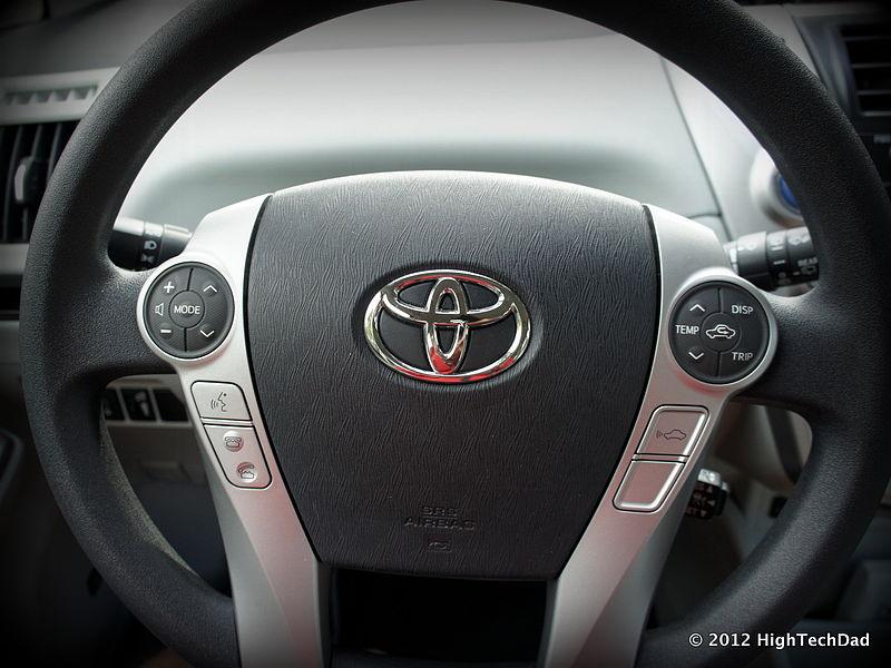 Toyota Recalls January 2017