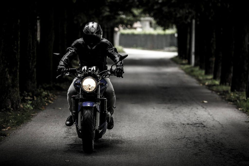 Motorcycle Accident Retinal Detachment