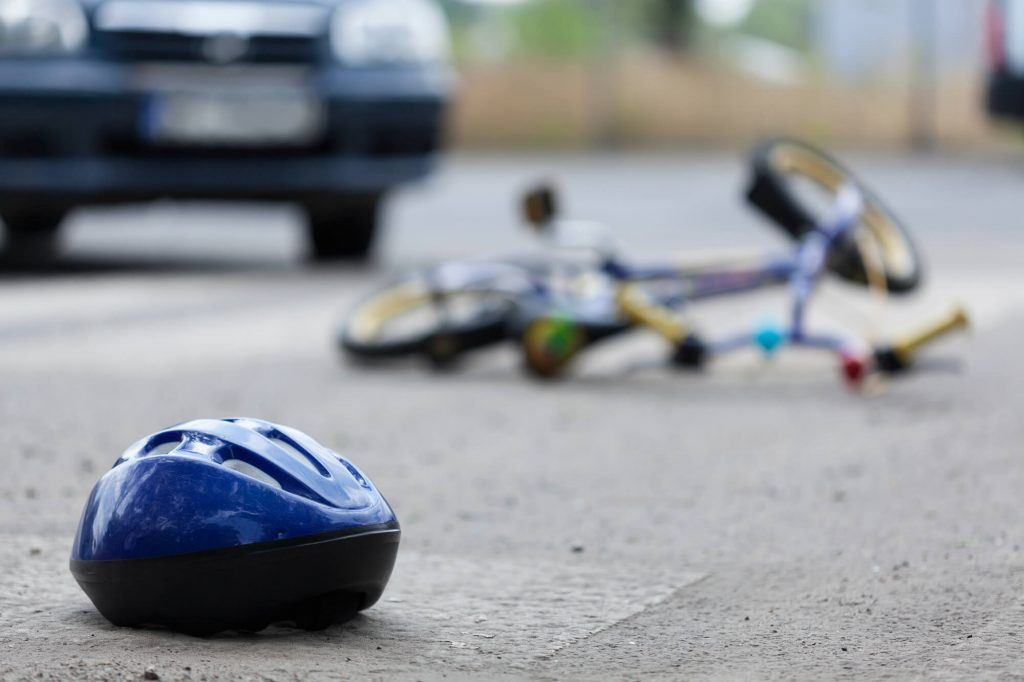 Merced Bicycle Accident Injures Mother and Daughter