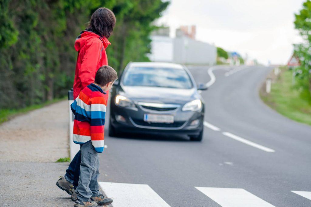 Pedestrian Accidents in Modesto