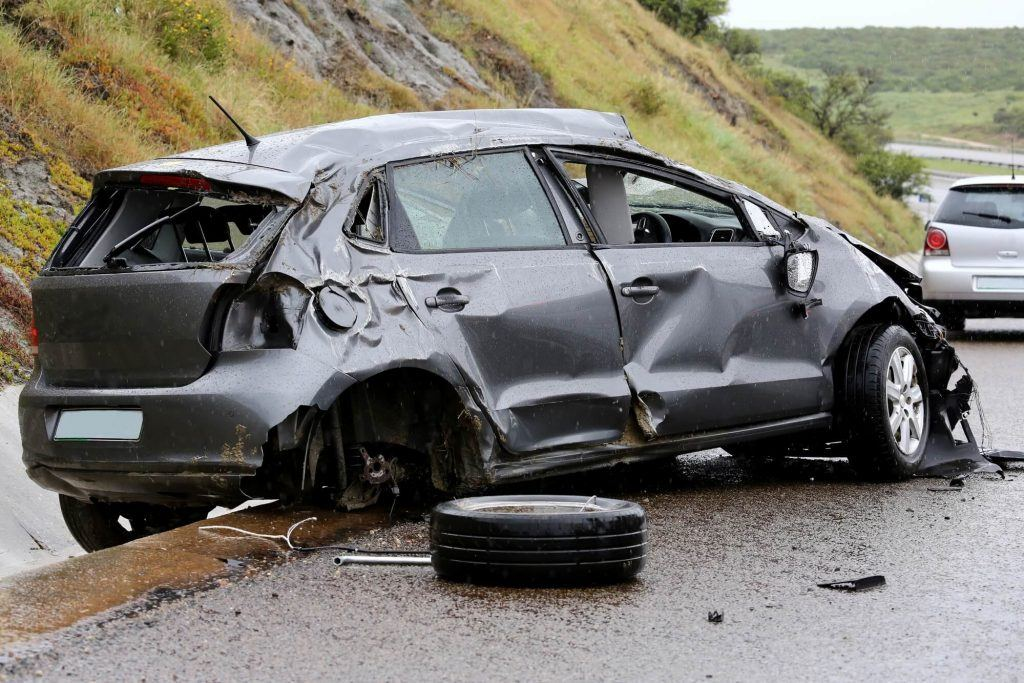 Tendon Rupture in a Car Accident