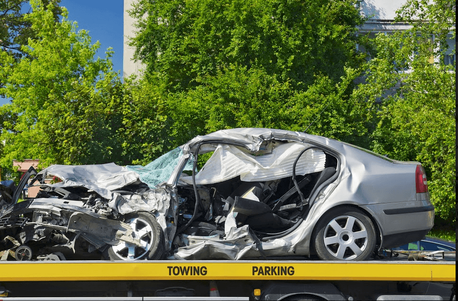 Handling Grass Valley Accidents