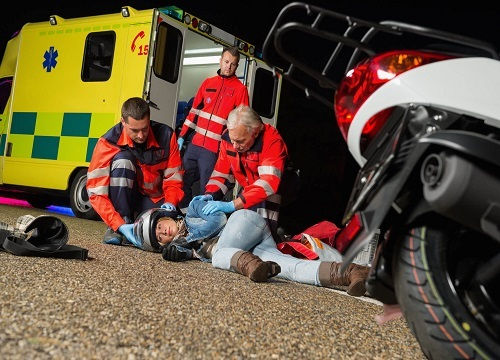 Rancho Cordova Major Injury