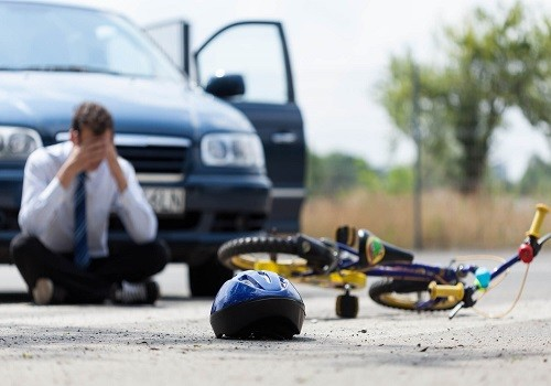 Sacramento Bicyclist Major Injury