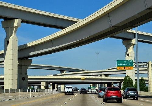 Sacramento Off-Ramp Accident