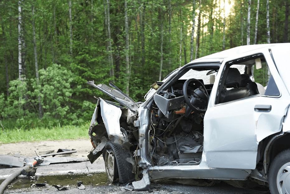yreka car accident