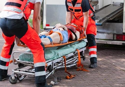 Carmichael Injury Accident on Madison Avenue