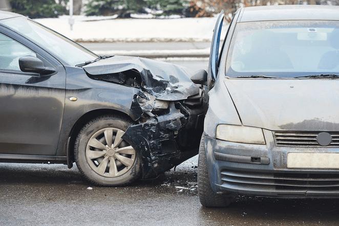 Eureka Crash Sends Woman to Hospital
