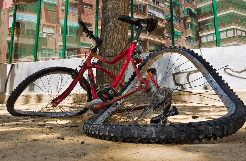 What Causes Woodland Bicycle Accidents?