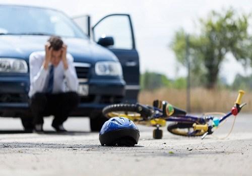 Fair Oaks Bicycle Crash Avoidance
