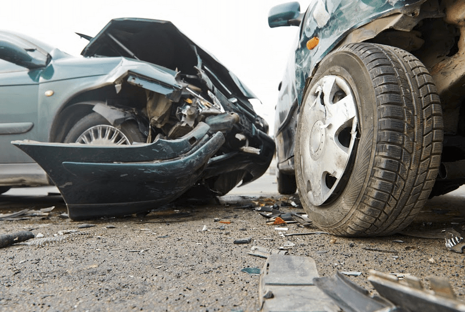 Hydroplaning Causes Oroville Accident