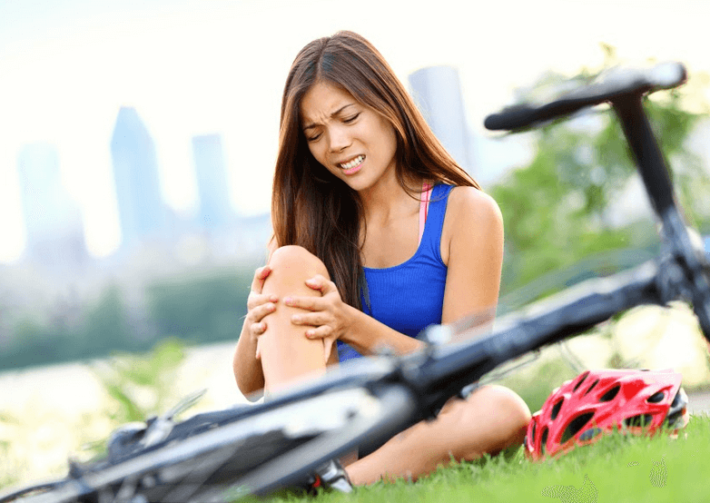 Knee Ligament Damage in a Femur Fracture