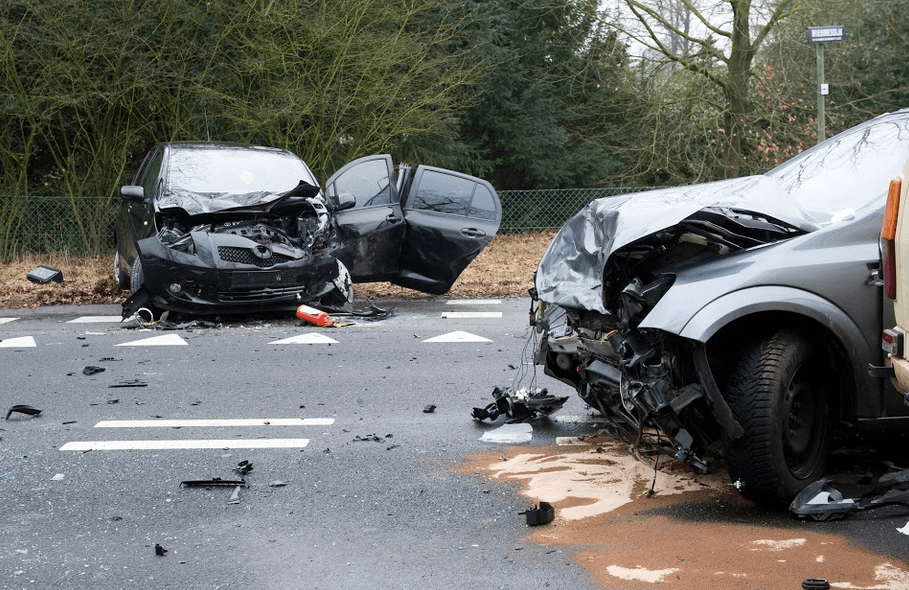 Fatal Chico Triple Vehicle Collision