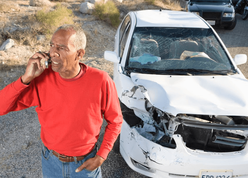 Grass Valley Accident Data