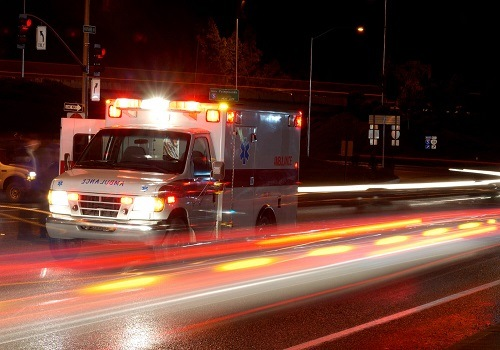 Multivehicle Collision in Citrus Heights