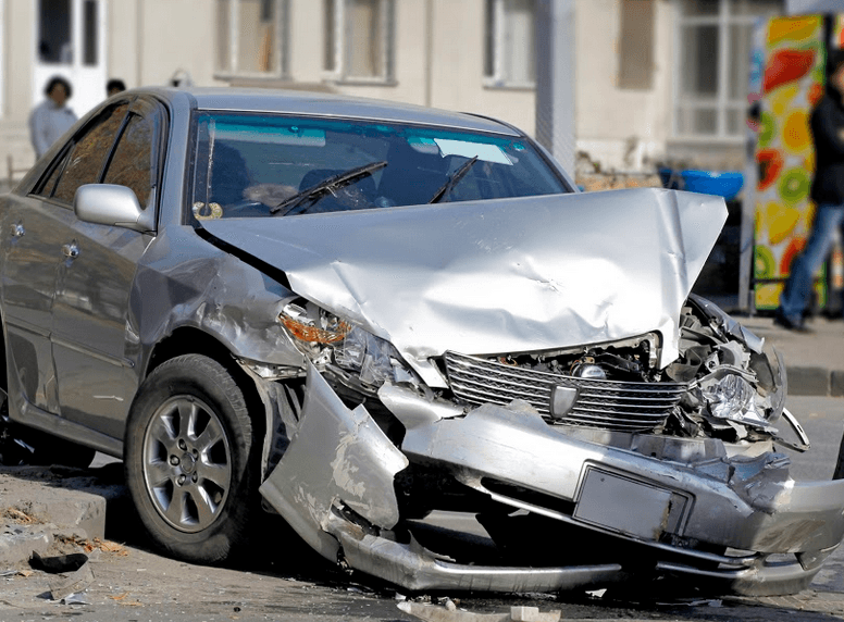Trouble Breathing After an Auto Accident