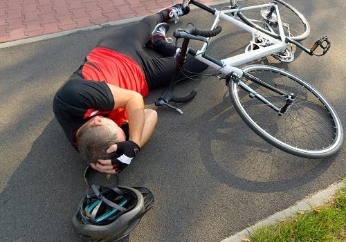 Fleeing Driver Abandons Injured Bicycle Rider