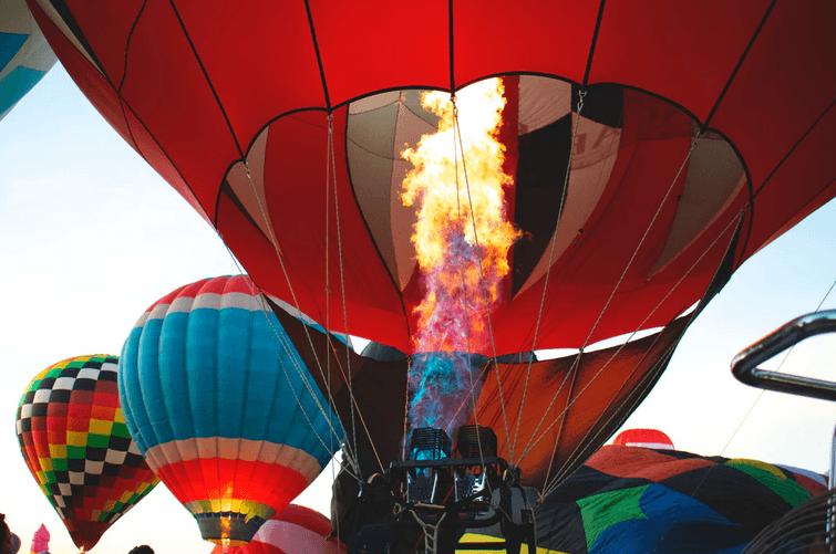 Three Injured In Napa Balloon Accident