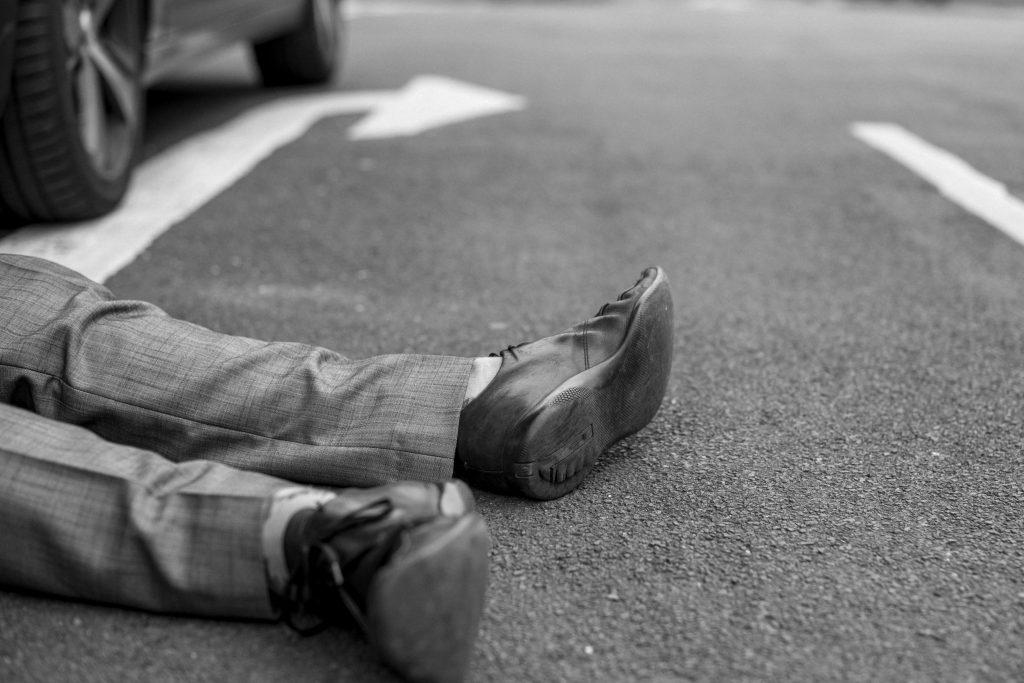Fatal Highway 4 Pedestrian Collision