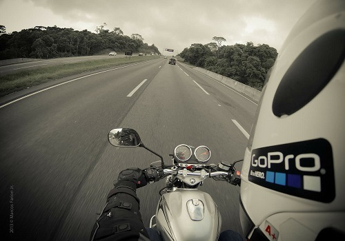 Driving Safely Around Motorcycle Riders