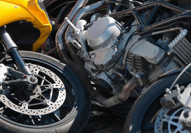 Napa Crash Injures Two Motorcyclists