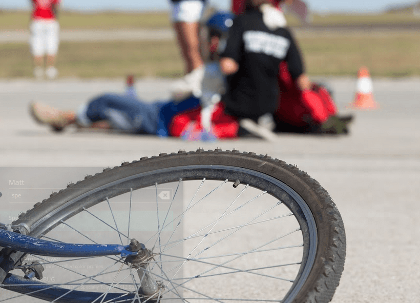 Redding Bicyclist Injured in Hit-and-Run