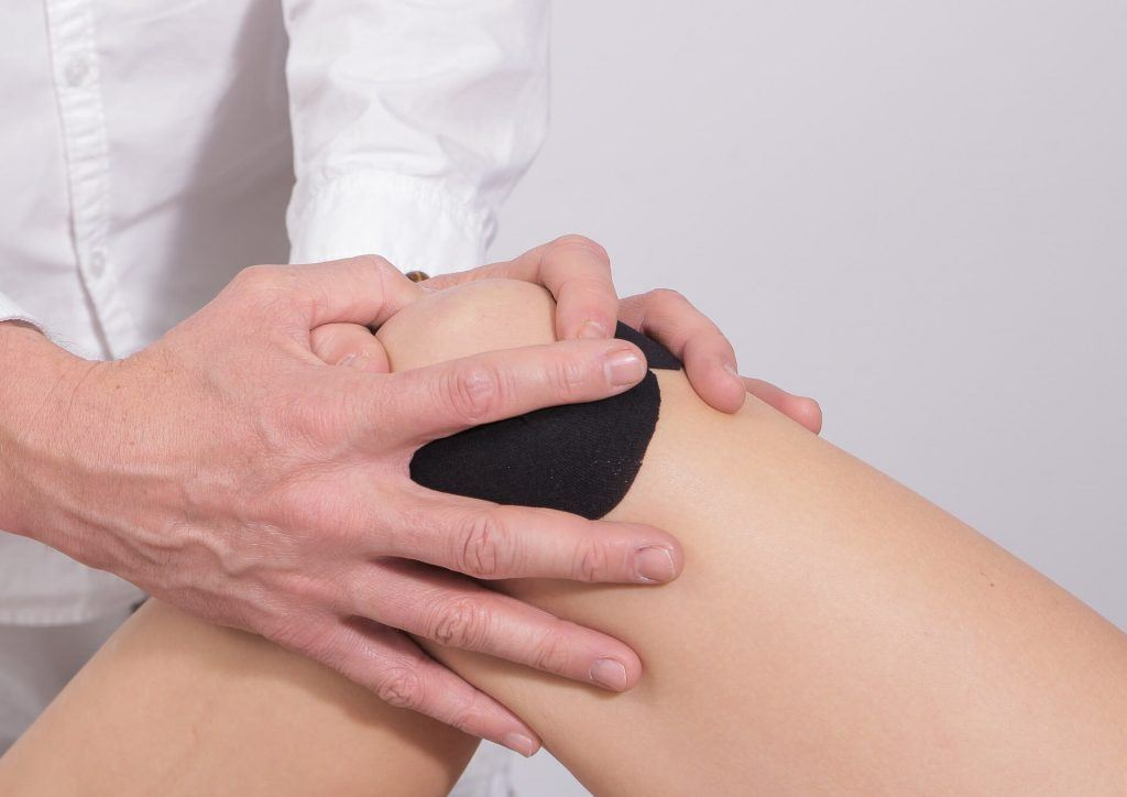 Early-Onset Arthritis After a Knee Dislocation