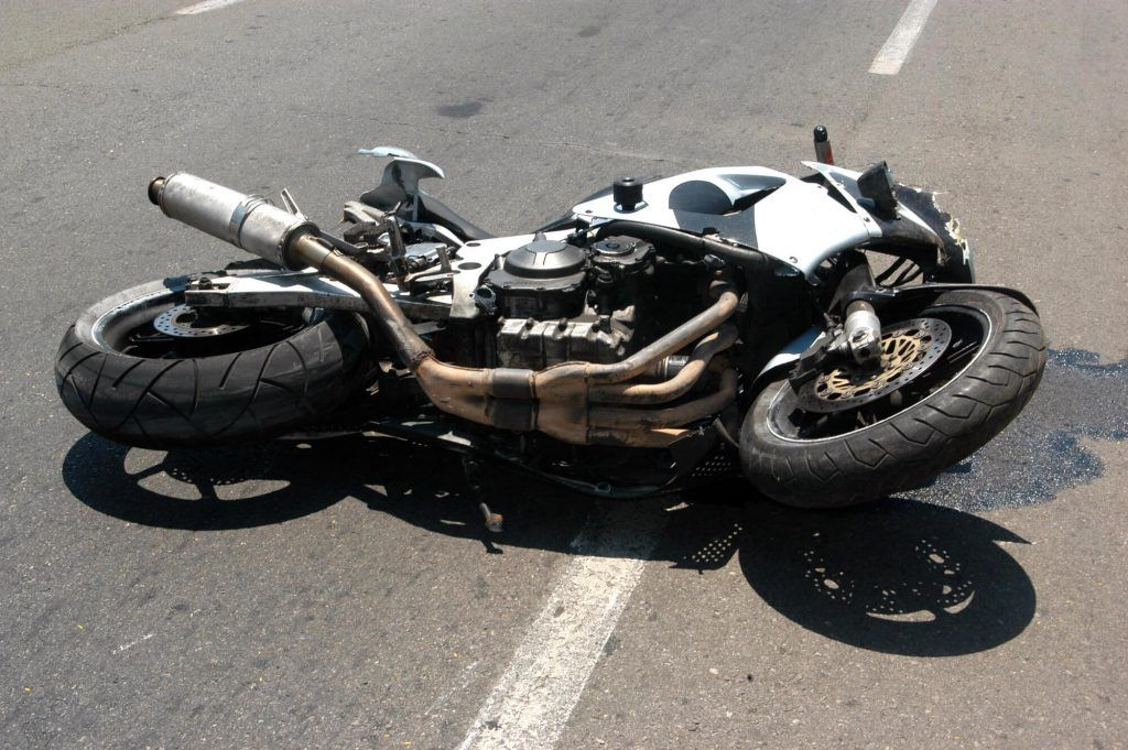 Man Injured in Sonora Motorcycle Accident