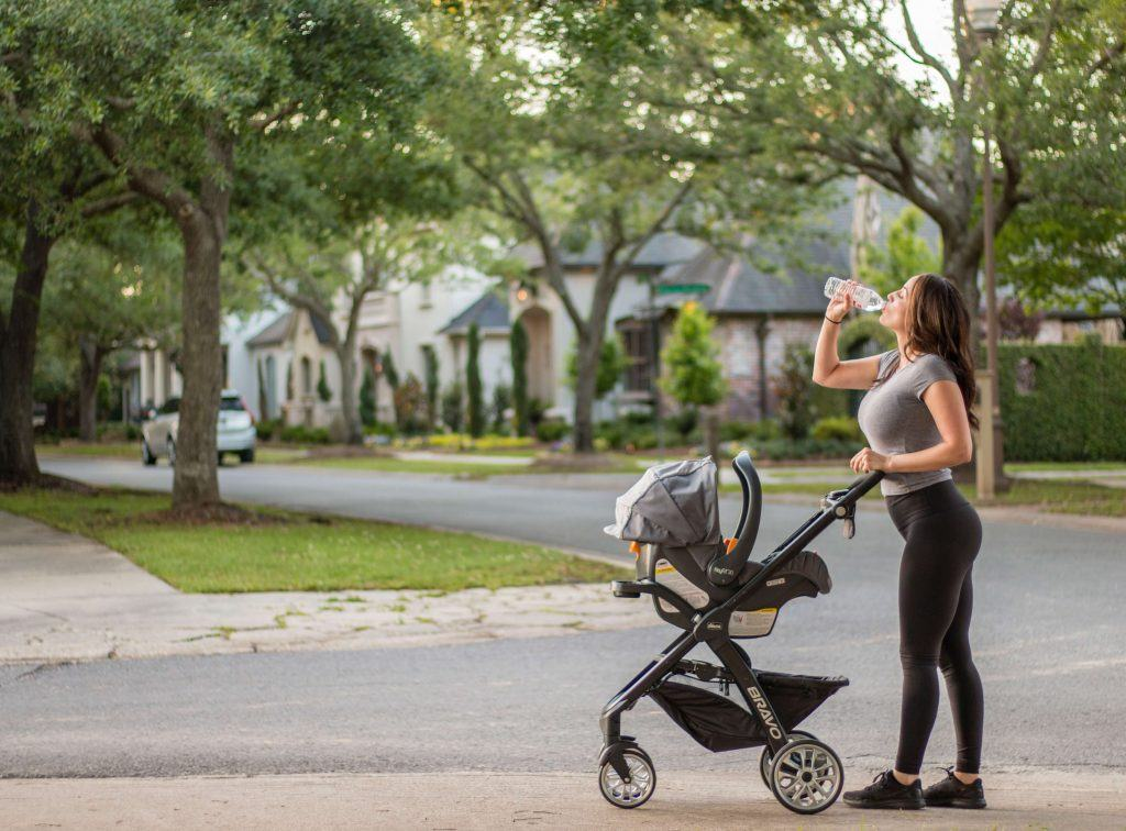 Popular Jogging Stroller Causing Safety Concerns
