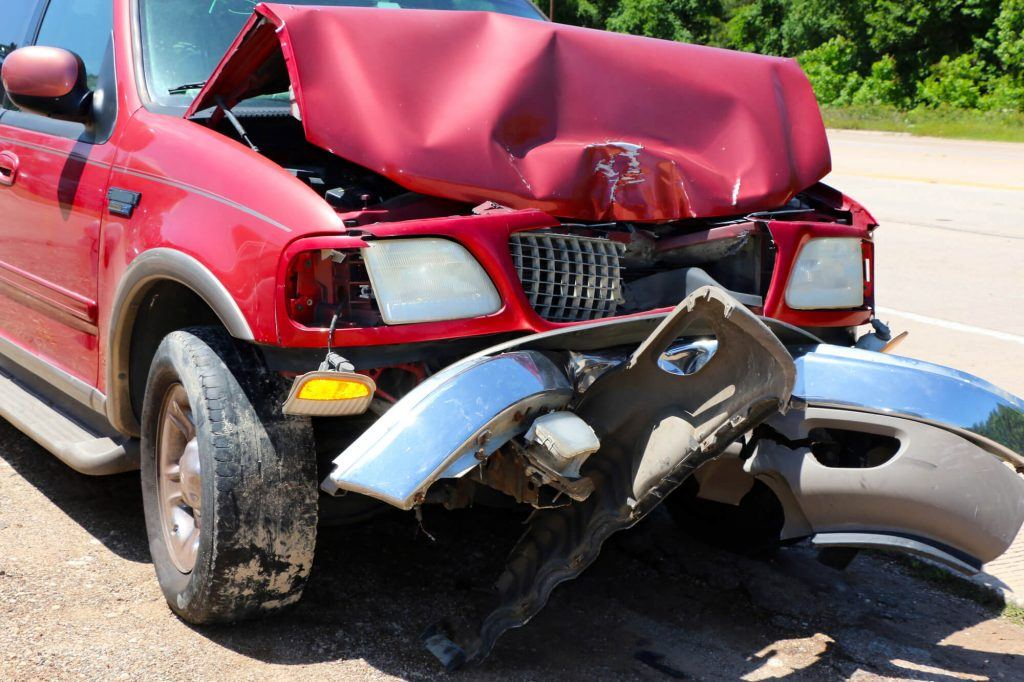 Recovery After a Hip Injury in a Car Accident