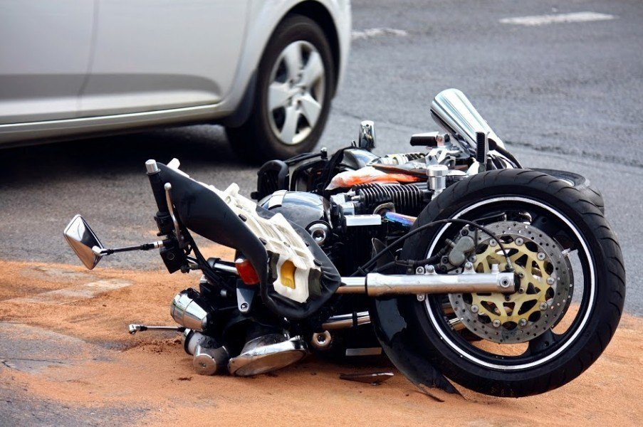 Fairfield Motorcyclist Injured During Auto Accident