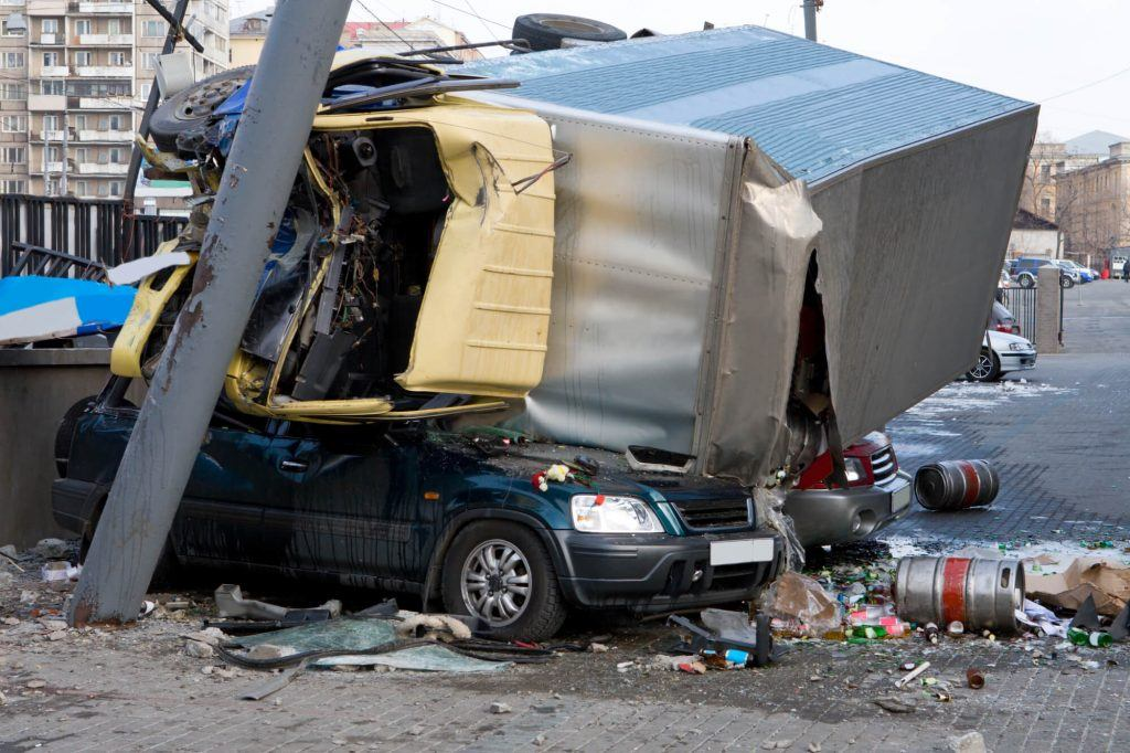 Marysville-Yuba City Truck Accident Lawyer