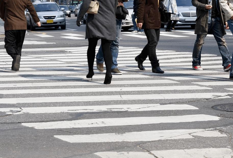 Napa Vehicle Accident Injures Elderly Pedestrian