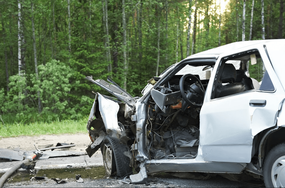 Placerville Crash Injures Vehicle Passenger